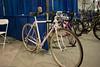 A nice Waterford road bike using brazed on Paul centerpulls.