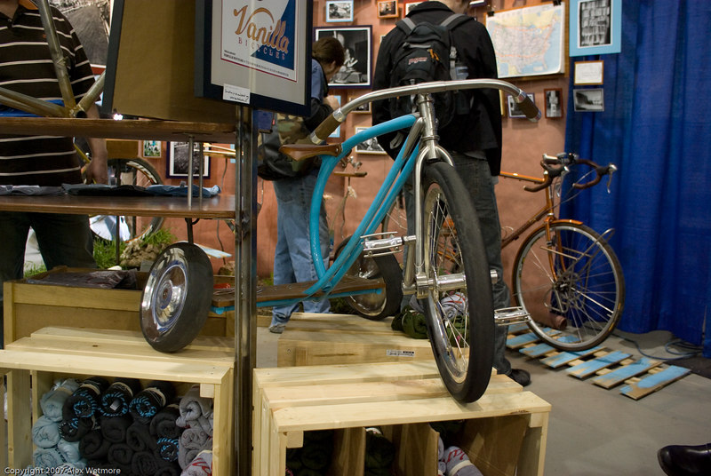 Vanilla Tricycle.  This won the People's Choice award last year.