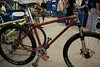 Mountain bike, part lugged