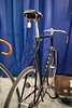 Crossover seatstays and brazed on stainless logo