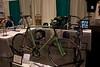 Bruce Gordon's new personal road bike, lugged Ti.