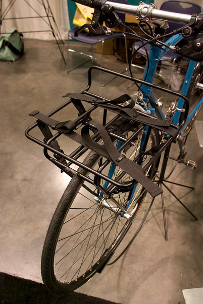 Pass and Stow's production front rack.