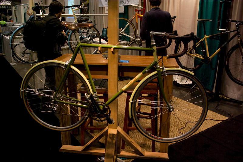 Signal winter road bike.  I liked their asthetics.