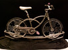 Roark build this Ti show bike for the owners's children.