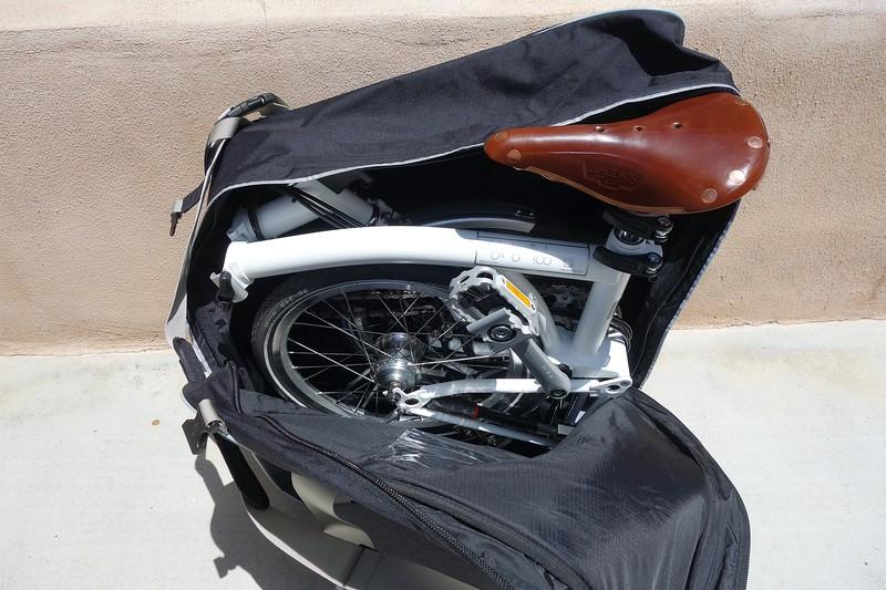 Brompton B-Bag.