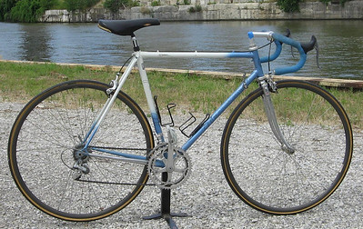 Marinoni	s/n 57608	 54/55	Handbuilt custom bike from Montreal Shimano 600	Minimum bid: $700 Value: ~$900  Includes all benefits of any Ohio City Bicycle Co-op bike-purchase ($60 value).