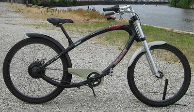 Ellsworth The Ride with Nuvinci continuously-variable hub. Minimum bid $600. Value:?? (Hub msrp is $400)  Includes all benefits of any Ohio City Bicycle Co-op bike-purchase ($60 value).