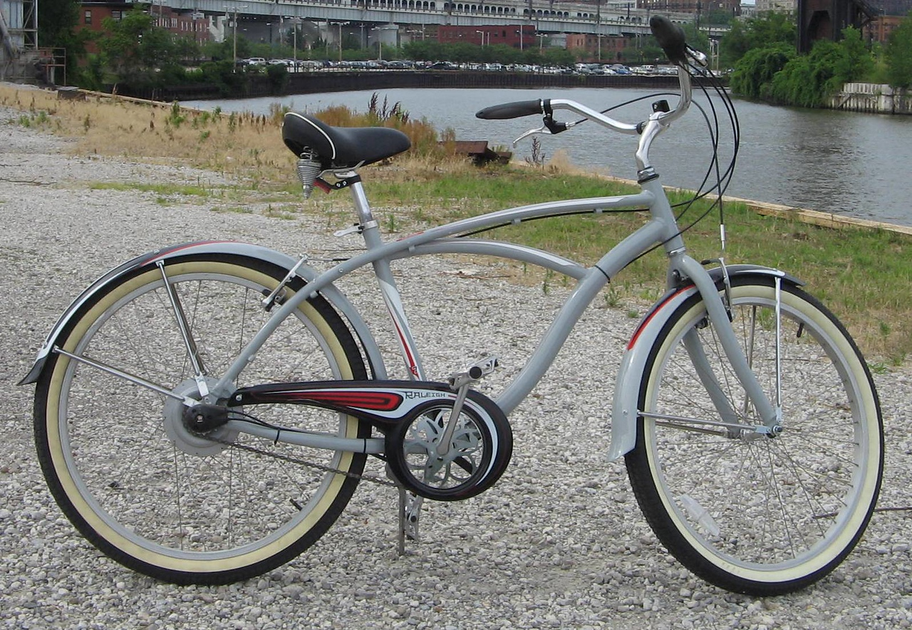Raleigh with Nuvinci continuously-variable hub. Minimum bid $500. Value:?? (Hub msrp is $400)  Includes all benefits of any Ohio City Bicycle Co-op bike-purchase ($60 value).