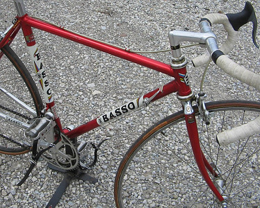 Basso s/n 409089 47	47/49	Full Shimano 600	Minimum bid: $500, value ~ $600. Includes all benefits of any Ohio City Bicycle Co-op bike-purchase ($60 value).