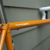 Old school Syncros Ti seatpost.
