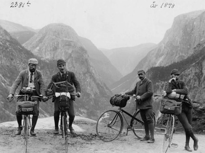 Early century bicycles