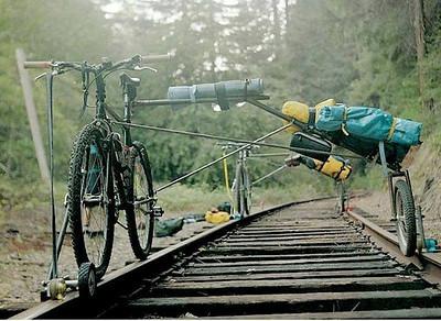 """Monica """"Rail bikes"""""""