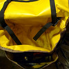 The Freight Pass and Stow bag only has two pockets.  One huge one, one still large one.
