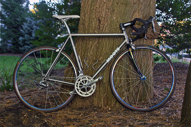 Moots VaMoots - 2000 Model Year - timeless design and craftsmanship.