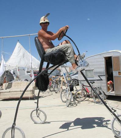 multi wheel bikes