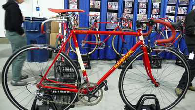 Sachs racing bikes are revered. It looks fast just sitting there.