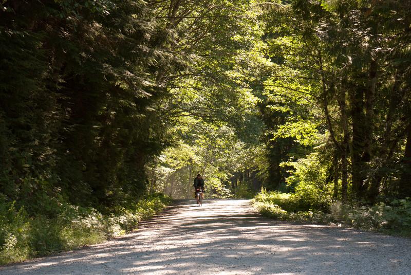 Descending Barstow Pass