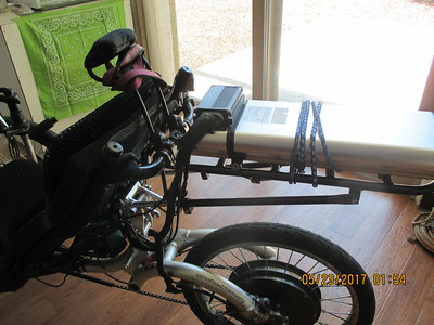 rear rack options, not so easy..