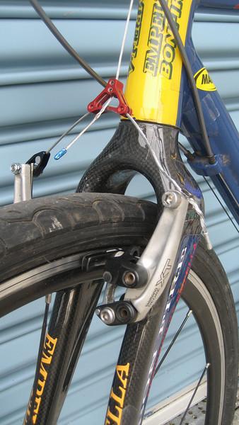 Empella choop-up brakes