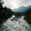 View over Lennox Creek