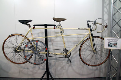 90MPH (paced) road tandem