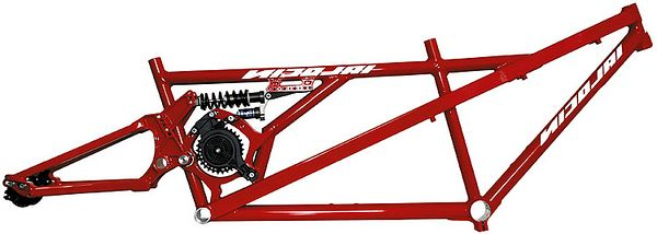 Suspension Tandem front and/or full