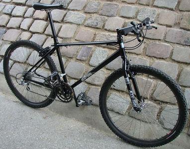"""""""german"""" Pretty bike"""