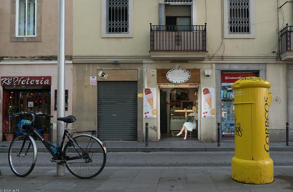 La Barceloneta neighborhood, Barcelona