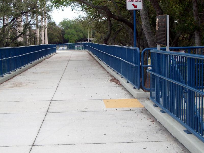 2007 REAM WILSON BIKE TRAIL, CLEARWATER FLORIDA