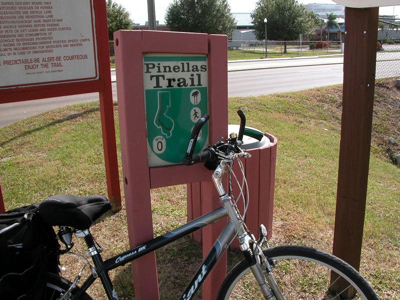 PINELLAS TRAIL, FLORIDA BIKE FLORIDA