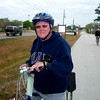 BIKING PINELLAS TRAIL, FLORIDA