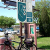 MILE 0 END OF THE PINELLAS BIKE TRAIL 2008