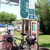BIKING TO END OF PINELLAS TRAIL 2008