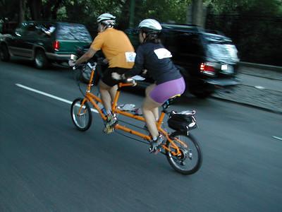 2003 NYC Century Ride