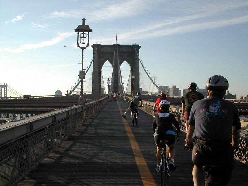 New York Century Ride 090703