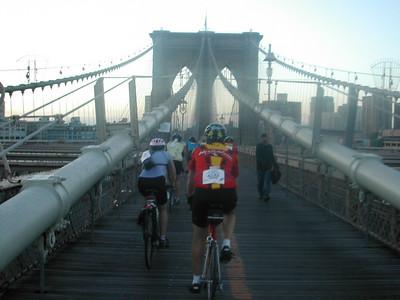 2004 NYC Century Ride