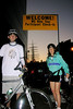 2005 New York MS bike ride, The Aristocrats (bike team)<br /> DAR, Margaret Satchell