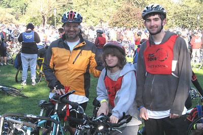 2006 NYC MS Bike Ride