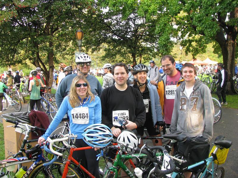 NYC MS Bike Ride 100508 - 02