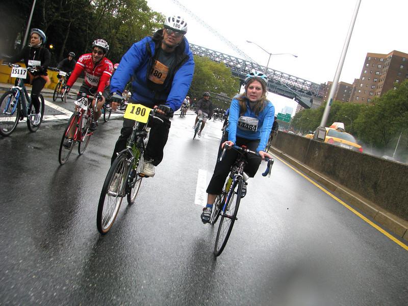 NYC MS Bike Ride 100508 - 26