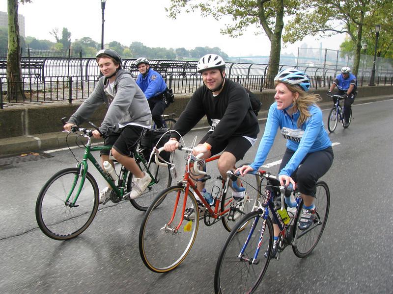NYC MS Bike Ride 100508 - 12