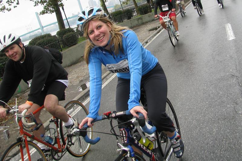 NYC MS Bike Ride 100508 - 14