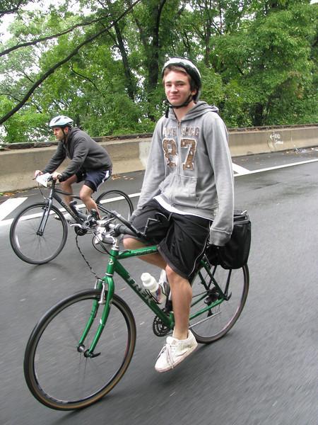NYC MS Bike Ride 100508 - 18