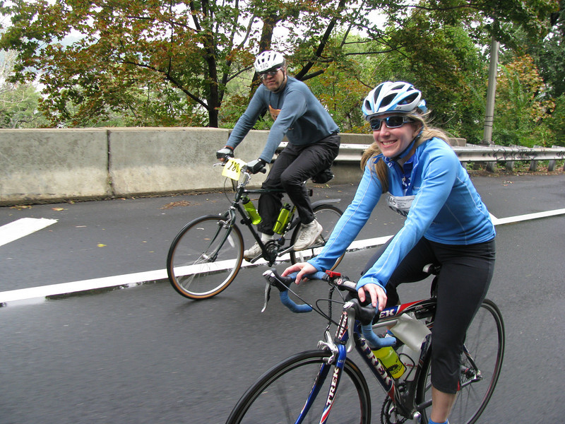 NYC MS Bike Ride 100508 - 09
