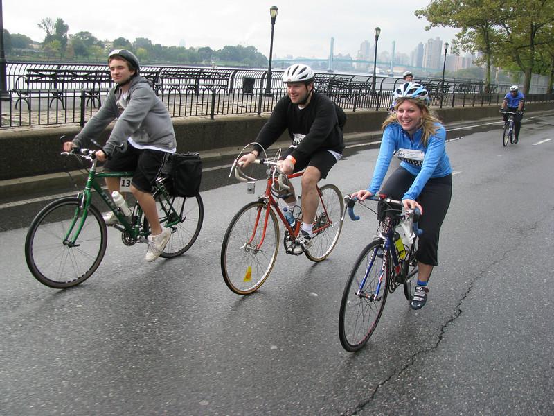 NYC MS Bike Ride 100508 - 11