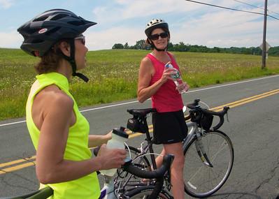 Bicycle Rides 2008