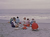 4*Sat, Mar 24, 1973<br /> People: 8 cyclists, Charles Larribeau<br /> Subject: <br /> Place: Limantour beach<br /> Activity: gpp bike ride<br /> Comments: I got wiped out on climb back. Lunch was a PJ sandwich - ugh! Hadn't learned to eat and drink for riding yet.