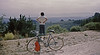 3*Sat, Mar 24, 1973<br /> People: Fred Rogers??<br /> Subject: my Schwinn Super Sport<br /> Place: Pt Reyes<br /> Activity: GPP bike ride<br /> Comments: