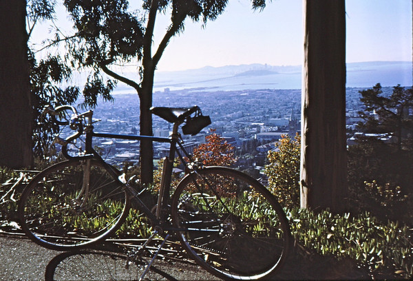 3*Sat, Feb 12, 1972<br /> People: <br /> Subject: Schwinn Super Sport<br /> Place: Lawrence Berkeley Lab<br /> Activity: <br /> Comments: cheater levers, stem shifters