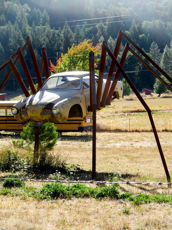 Spider Karmann Ghia.